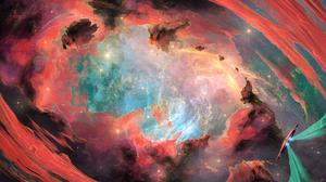 JoeyJazz Space Art Science Fiction 2560x1440 Wallpaper