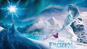 Elsa Frozen 1920x1080 Wallpaper