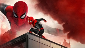 Spider Man Spider Man Far From Home 4080x2295 wallpaper