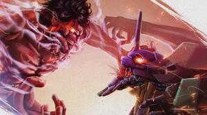 Armored Titan Attack On Titan Eren Yeager 3840x2160 Wallpaper