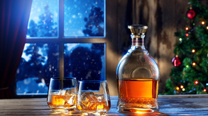 Alcohol Bottle Glass Whisky 3600x2400 Wallpaper