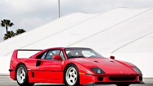 Ferrari F40 2048x1536 Wallpaper