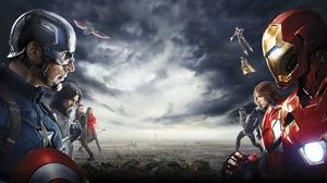 Black Panther Marvel Comics Black Widow Captain America Captain America Civil War Falcon Marvel Comi 5731x3571 Wallpaper