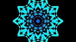 Geometry Gradient Digital Art 1920x1080 Wallpaper