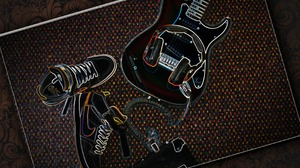 Music Guitar 2794x1871 Wallpaper