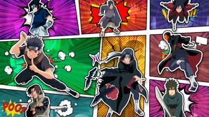 Anime Uchiha Clan Uchiha Itachi Uchiha Madara Uchiha Sasuke Uchiha Shisui Uchiha Obito Uchiha Izuna  3840x2160 wallpaper