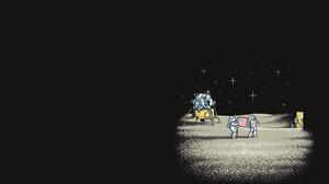 Astronaut Funny Moon Nasa 1440x900 Wallpaper