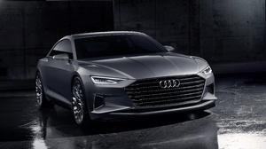 Audi Car Silver Car Compact Car Luxury Car 4961x3721 wallpaper