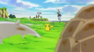 Ash Ketchum Bulbasaur Pokemon Pikachu Squirtle Pokemon 1920x1080 Wallpaper