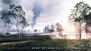 Playstation 5 Ghost Of Tsushima Video Games Japan 3840x2160 Wallpaper