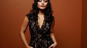 Actress Black Hair Vanessa Hudgens 2671x2004 Wallpaper