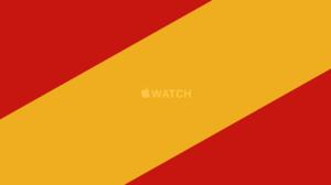 Flag Spain Apple Inc Watch Computer 3440x1440 Wallpaper