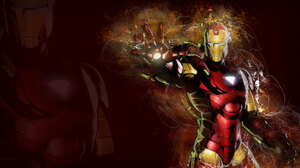Iron Man 3840x2160 wallpaper