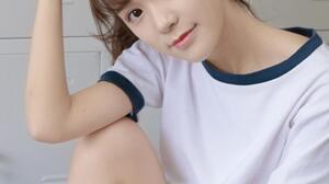 Women Model Asian Brunette Locker Room Women Indoors T Shirt 1024x1484 Wallpaper