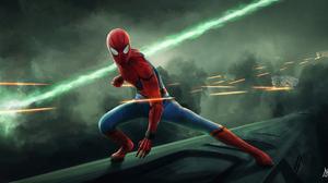 Marvel Comics Spider Man 3840x2032 Wallpaper