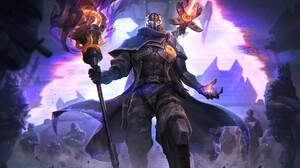Viktor League Of Legends 7680x4320 Wallpaper