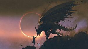 Artwork Dragon Fantasy Art 2560x1440 Wallpaper