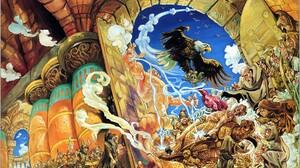 Artistic Colorful Fantasy 1863x1250 Wallpaper