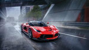 Ferrari Car Red Car Sport Car Supercar 3840x2560 Wallpaper