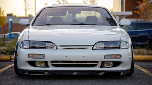 Car Nissan Nissan 240SX Nissan 200SX 240sx Silvia JDM Japanese Cars Lowered Stance Stance Nation Fro 6566x4377 wallpaper