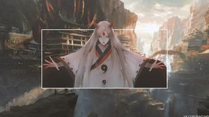 Kaguya Tsutsuki Naruto 3840x2160 Wallpaper