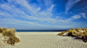 Sand Sea 3840x2160 Wallpaper