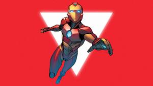 Iron Man Ironheart Marvel Comics Riri Williams 2560x1440 Wallpaper
