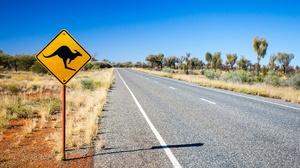 Australia Road Sign 2000x1333 wallpaper