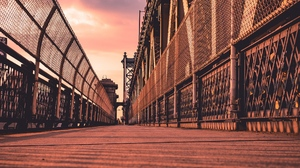 Bridge Manhattan New York 1920x1080 Wallpaper