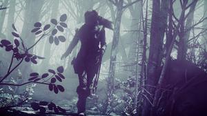 Lara Croft 5120x2160 wallpaper