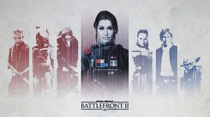 Boba Fett Darth Maul Han Solo Kylo Ren Rey Star Wars Star Wars Star Wars Battlefront Ii Yoda 2560x1440 Wallpaper