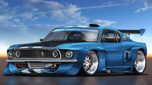 Vehicles Ford Mustang 1680x1050 Wallpaper