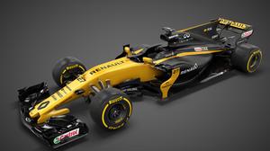 Car Formula 1 Renault Renault Rs17 3000x2000 wallpaper