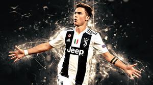Argentinian Juventus F C Paulo Dybala Soccer 2880x1800 Wallpaper
