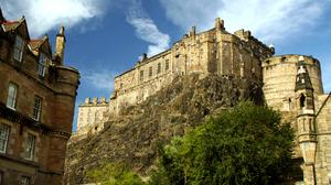 Man Made Edinburgh Castle 3456x2128 wallpaper