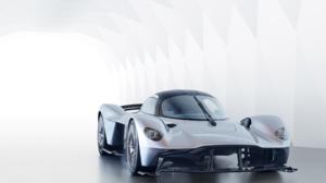Aston Martin Supercar Sport Car Hybrid Car Car 2400x1350 Wallpaper