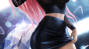 Illustration Artwork Digital Art Fan Art Drawing Fantasy Art Fantasy Girl Women Video Games Video Ga 3000x5000 wallpaper