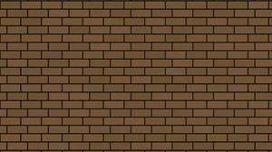 Abstract Brick Brown Texture 3000x2000 Wallpaper