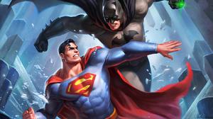 Batman Dc Comics Superman 2860x2000 Wallpaper