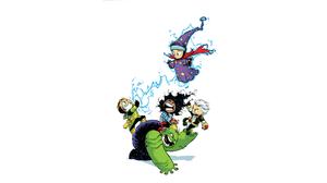 America Chavez Hulkling Marvel Comics Kid Loki Wiccan Marvel Comics 1600x900 Wallpaper