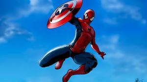 Spider Man 5763x3867 wallpaper