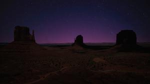 Canyon Night Sky Stars 4896x3264 wallpaper