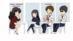 Desk Hyuuga Hinata Inuzuka Kiba Aburame Shino Yuhi Kurenai 1570x866 Wallpaper