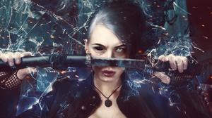 Fantasy Demon 2560x1440 Wallpaper