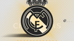 Football Real Madrid Logo Champions League Clubs Graphic Design Creativity Photography Colorful Socc 2160x2160 Wallpaper