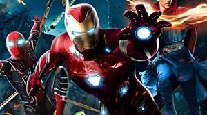 Iron Man Hulk Spider Man Doctor Strange 1996x1568 Wallpaper