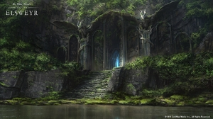 The Elder Scrolls Online The Elder Scrolls Online Elsweyr RPG Video Games PC Gaming 2019 Year 1920x1080 Wallpaper