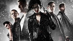 Sin City A Dame To Kill For Jessica Alba Mickey Rourke Josh Brolin Rosario Dawson Joseph Gordon Levi 2880x1800 Wallpaper