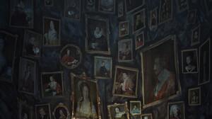 Cave Museum Portrait 1500x2583 wallpaper