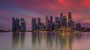 Man Made Singapore 2048x1343 Wallpaper